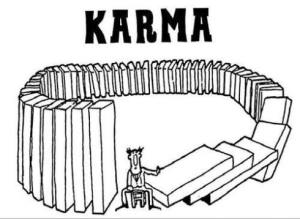 karma dominoes