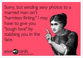 sexy pictures to a married man